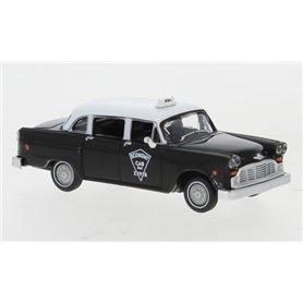 Brekina 58934 Checker Cab, Tallahasse, 1974