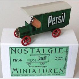 "Epoche 00007.4 Nostalgieminiaturen Nr.4 Lastbil ""Persil"""
