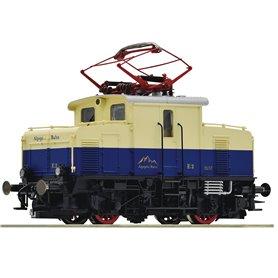 Roco 70443 Cogwheel electric locomotive from the Alpspitz-Bahn, med ljudmodul