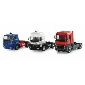 Herpa 154055 Truck set Renault R 310 / Renault R 390 / Renault Magnum