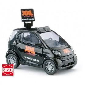 """Busch 48995 Smart Fortwo """"Hessischer Rundfunk XXL"""""""