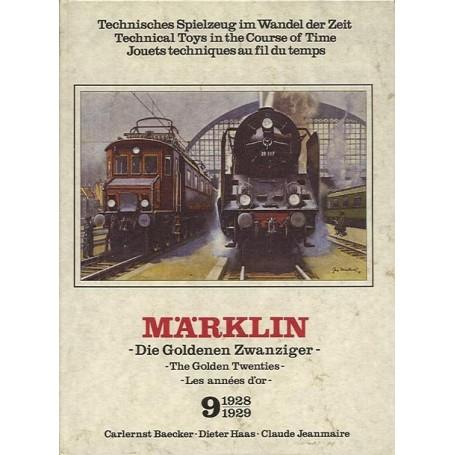 """Märklin band9 BAND 9, Märklin """"1928-1929"""" -The Golden Twenties-"""