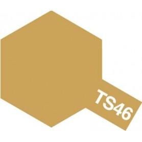 """Tamiya 85046 Sprayfärg TS-46 """"Light Sand"""" matt, innehåller 100 ml"""
