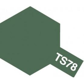 """Tamiya 85078 Sprayfärg TS-78 """"Field Grey"""" matt, innehåller 100 ml"""