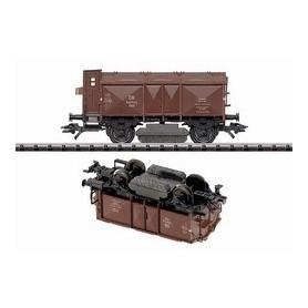 """Trix 24050 Rälsrengörningsvagn K 15 """"Wuppertal"""""""