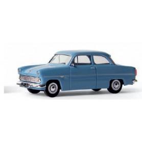 Brekina 19302 Ford 12 M Limousine, blå, TD