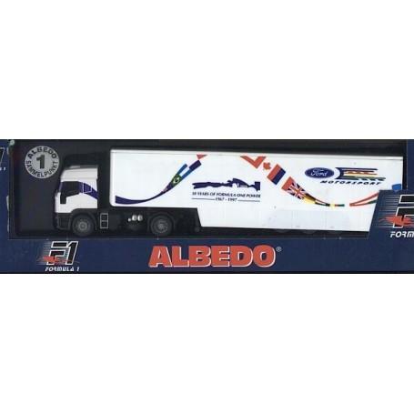 "Albedo 220032 Iveco Formula 1 ""Ford Motortransport"""