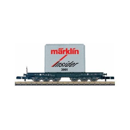 """Märklin 82355 Godsvagn """"Märklin Insider 2001"""""""
