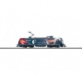 """Trix 22076 Ellok klass BR 185 """"Veolia Transport"""""""