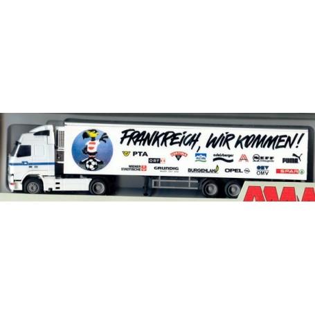 "AMW 50737 Scania Bil & Trailer ""Frankreich, Wir kommen!"""