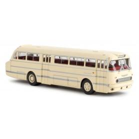 Brekina 59550 Buss Ikarus 66, ljus elfenben, TD