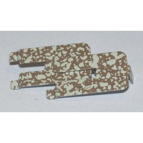 Märklin 354840 Skyddsplatta för äldre Märklinväxlar, 1 st, metall