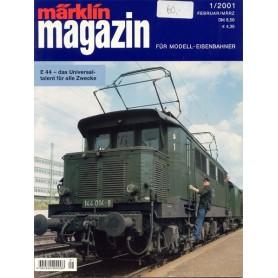 Media KAT27 Märklin Magazin 1/2001
