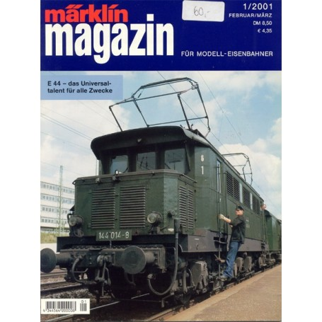 Media KAT27 Märklin Magazin 1/2001
