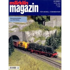 Media KAT28 Märklin Magazin 2/2001