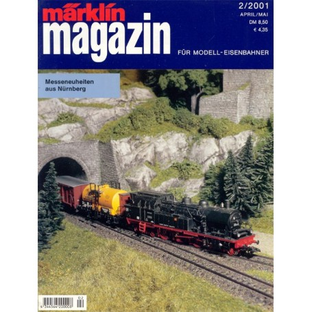 Media KAT28 Märklin Magazin 2/2001