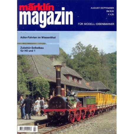 Media KAT30 Märklin Magazin 4/2001