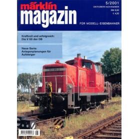 Media KAT31 Märklin Magazin 5/2001