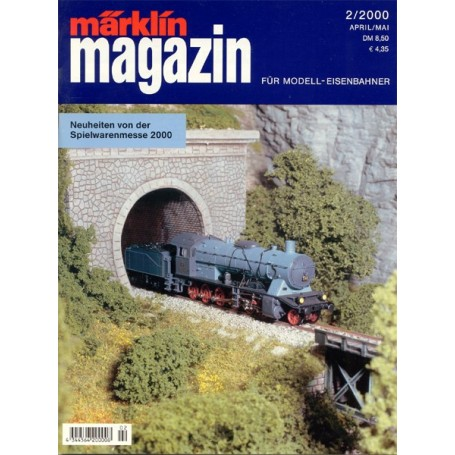 Media KAT32 Märklin Magazin 2/2000
