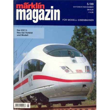 Media KAT39 Märklin Magazin 5/1999