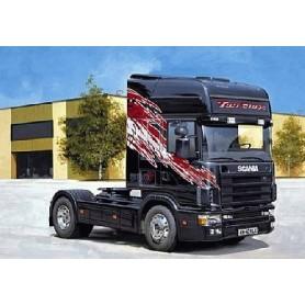 Italeri 3819 Dragbil Scania 164 L Top Class 580 CV