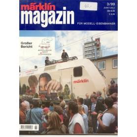 Media KAT41 Märklin Magazin 3/1999