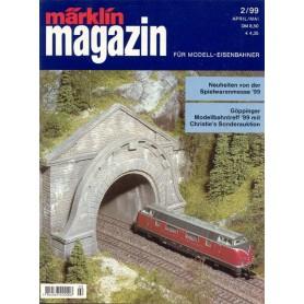 Media KAT42 Märklin Magazin 2/1999