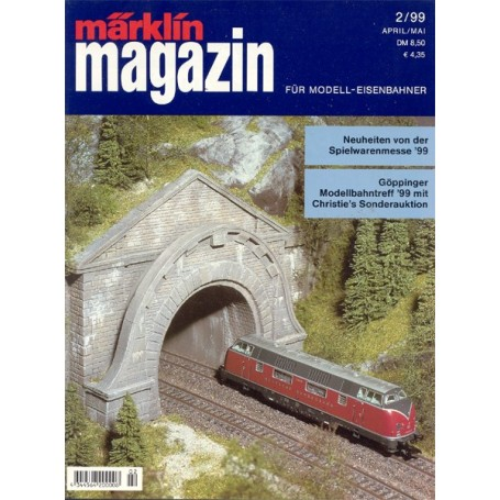Media KAT42 Märklin Magazin 2/1999