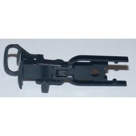Märklin 701570 Relexkoppel med bygel/lock, 1 st, svart