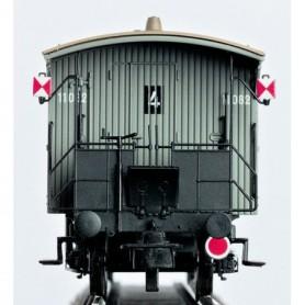 Brawa 2230 Slutljusramp för vagnar, för 2-axliga personvagnar, Brawa 2150-2153