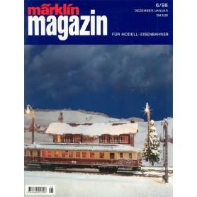 Media KAT44 Märklin Magazin 6/1998