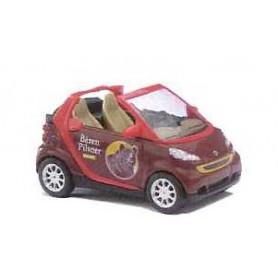 "Busch 46171 Smart Fortwo Cabriolet '07 ""Bären Pilsner"""
