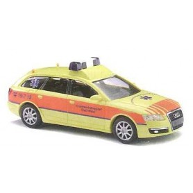 "Busch 49653 Audi A6 Avant ""Krankentransport Ost/West"""