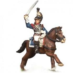Prince August 546B Napoleon Frankrike, häst till Prince August form nummer 546A, 25 mm höga