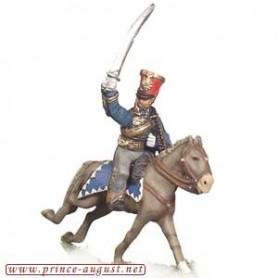 Prince August 547B Napoleon Polen, häst till Prince August form nummer 547A, 25 mm höga