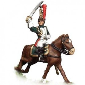 Prince August 548B Napoleon Frankrike, häst till Prince August form nummer 548A, 25 mm höga