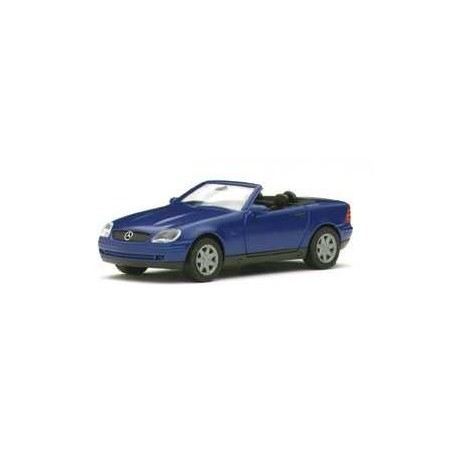 Herpa 022149 Mercedes Benz SLK Roadster