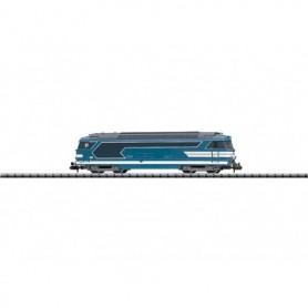 Trix 12190 Diesellok klass BB 67300 SNCF, epok IV