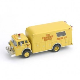 Athearn 91803 Ford Fire Rescue Truck, Fire ProtectionNo.213