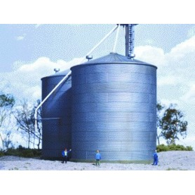 Walthers 3123 Stor silo 1 st