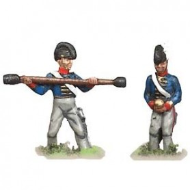 Prince August 522 Napoleon Eglandlerister, 25 mm höga