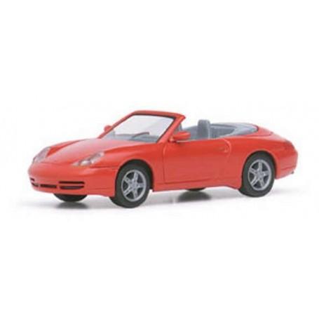 Herpa 032551 Porsche 996 Cabriolet Metallic