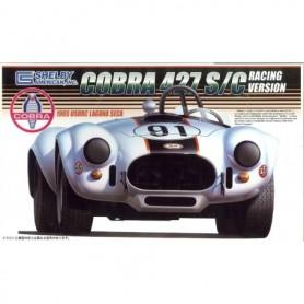 "Fujimi 12092 Shelby Cobra 427 S/C Racing Version ""1965 USRRC Laguna Seca"","