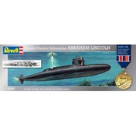 "Revell 00008 Ubåt Polaris Nuclear Submarine Abraham Lincoln ""Revell Classics, Limited Edition 5000"""