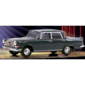 Brekina 15502 Borgward P 100 Limousine grafitgrå, TD