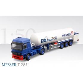 "Conrad 4016404 Mercedes Benz med tanktrailer Messer T 285 ""Oxygen"""