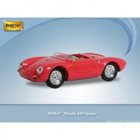 Ricko 38567 Porsche 550 Spyder PC-Box