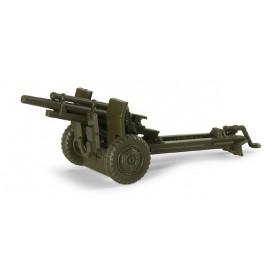 Herpa 741835 Kanon 105 mm howitzer US