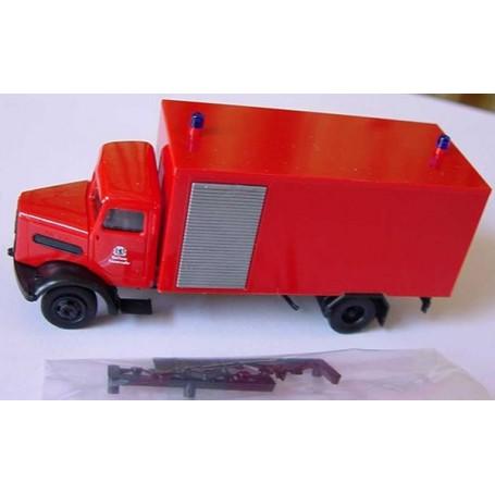 """Herpa 042833 MAN 750L """"Feuerwehr"""""""