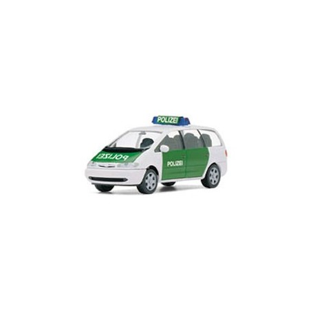 "Herpa 042949 Ford Galaxy ""Polizei"""